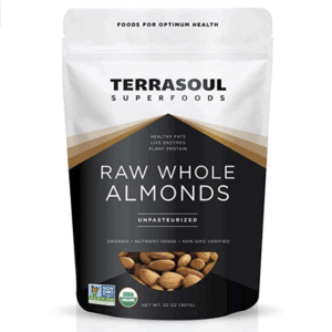 Terrasoul Raw Almonds