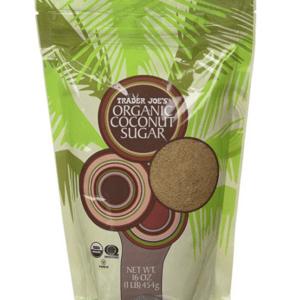 Trader Joes Organic Coconut Sugar , 16 oz.