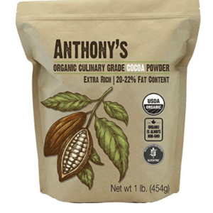 Anthony's Organic Culinary Grade Cocoa Powder