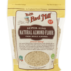 Bob's Red Mill Super-Fine Natural Almond Flour, 16 Ounce