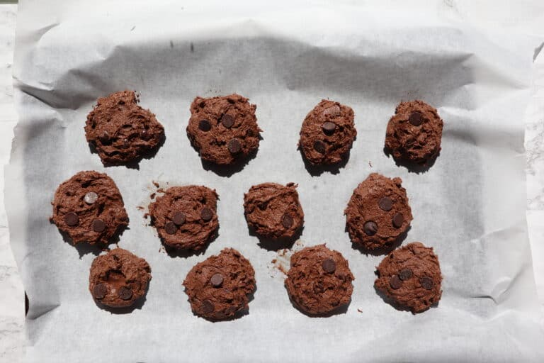 vegan chocolate cookies glutenfree