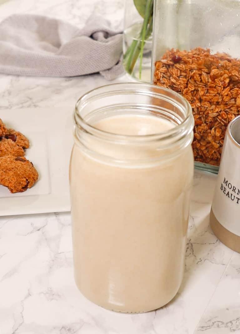 Creamy Oat Milk
