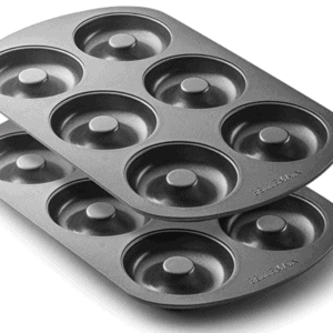Bellemain Nonstick 6-Well Donut Pan