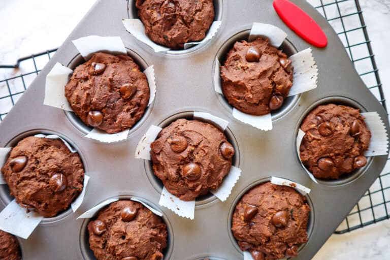 the best gluten free chocolate muffins healthy