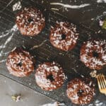 homemade baked donuts