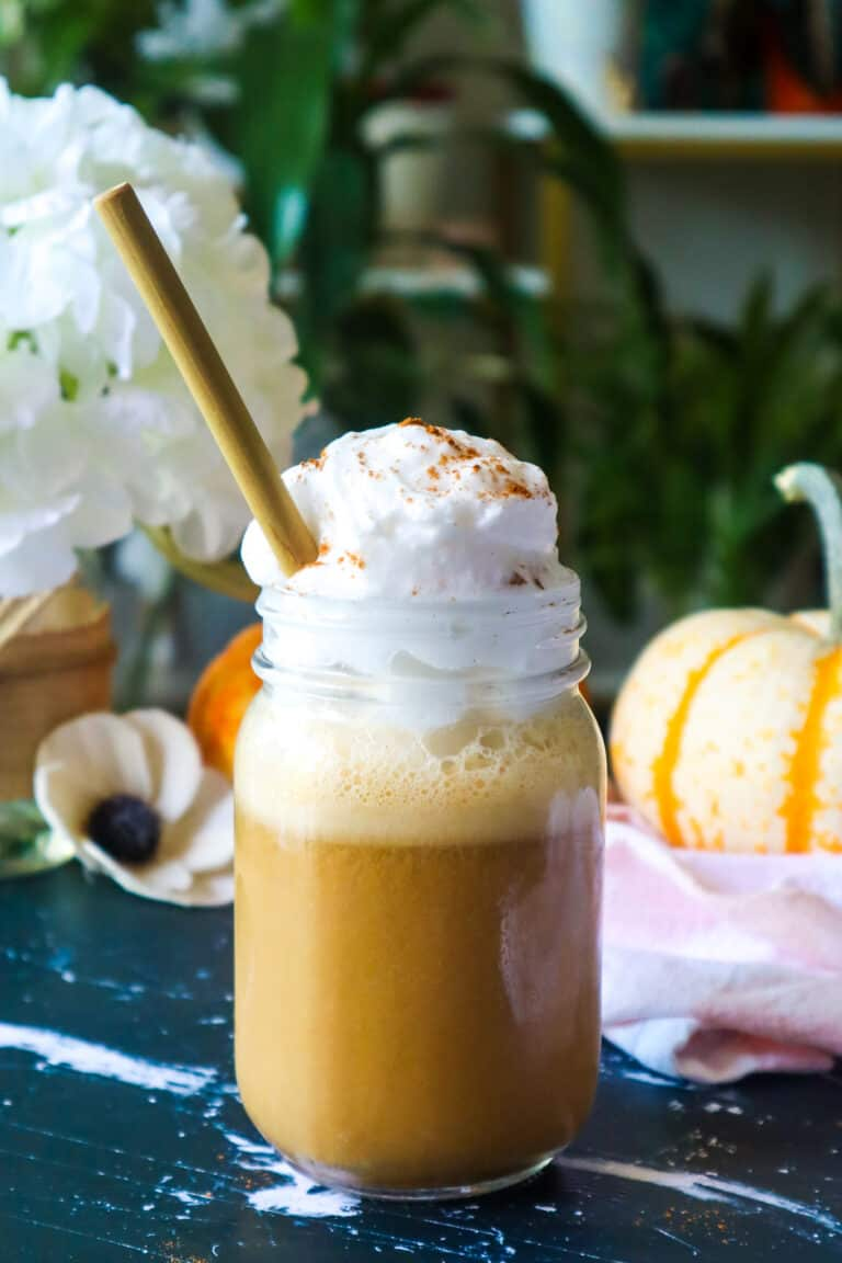 the best pumpkin spice latte