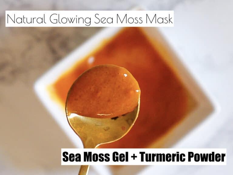 Sea Moss Face Mask recipe