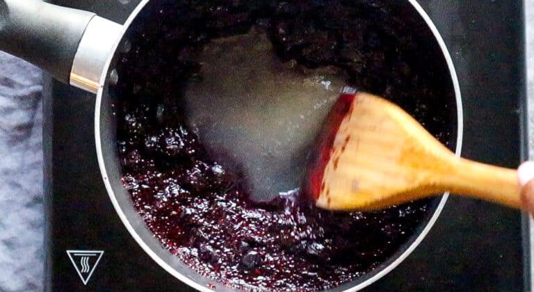 alkaline blueberry jam recipe healthy