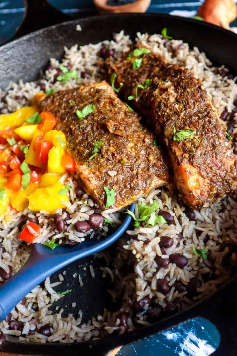 caribbean jerk fish recipes