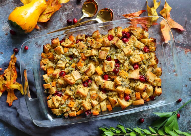 Good Food Baddie Gluten Free Stuffing Recipe
