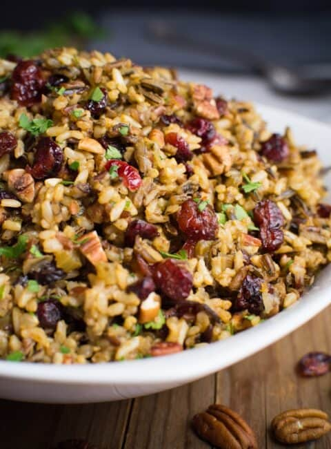wild-rice-stuffing where you get your protein