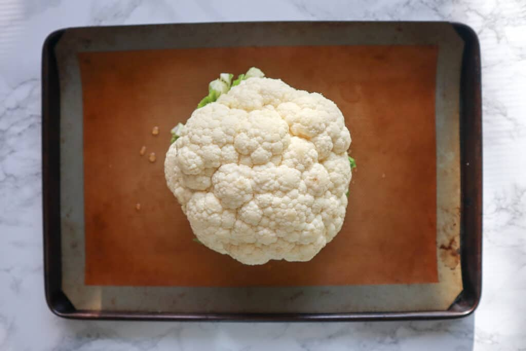 Cauliflower as a meat replacement