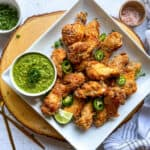 the best gluten free air fryer fried chicken