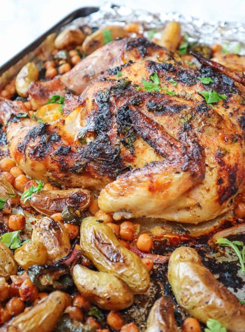 Butterfly chicken recipe goodfoodbaddie