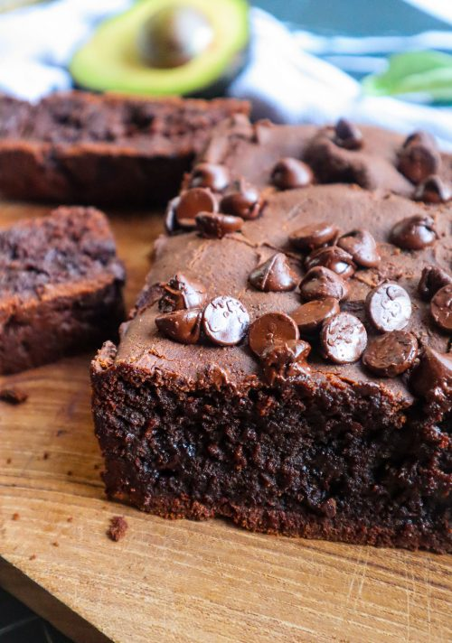 Gluten free vegan bread chocolate healthy