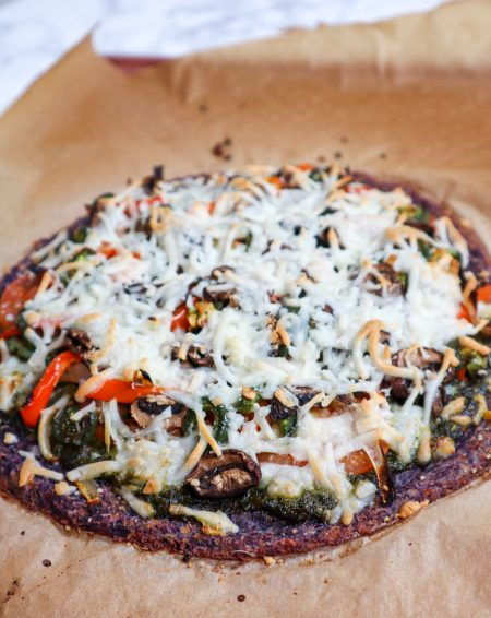 how to make gluten free dairy free pizza crust