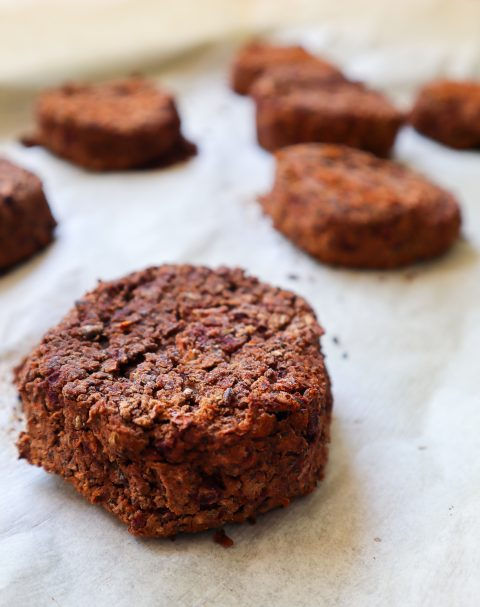 The best black bean veggie burgers-2