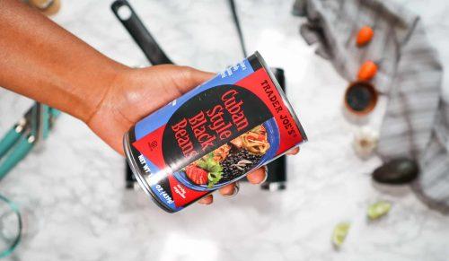 Trader Joes Cuban Style Black Beans