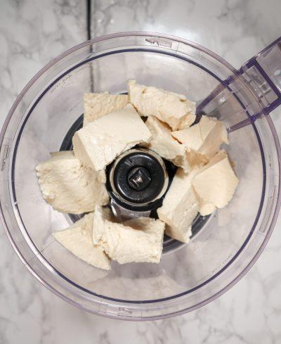 tofu to make vegan ricotta