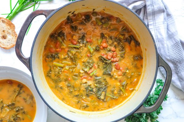 best white bean kale soup