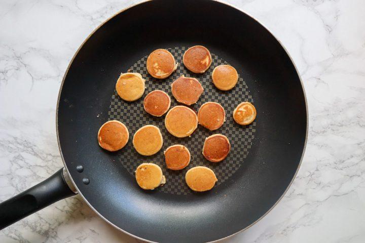 gluten free pancakes mini cereal