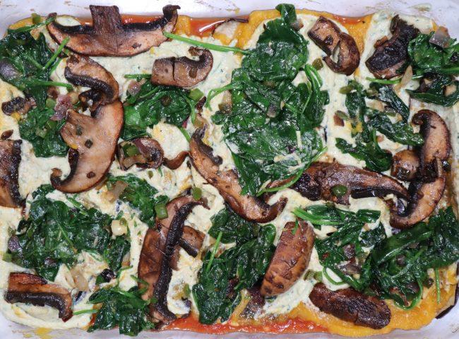 the best vegan eggplant lasagna